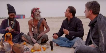 Reza Aslan Promoting Hinduphobia